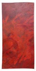 Acrylic Msc 181 Hand Towel by Mario Sergio Calzi