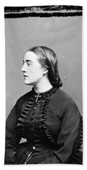 Adele Douglas (1835-1899) Hand Towel