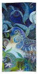 Admiration Bath Towel by Leela Payne