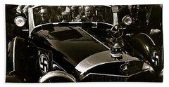 Adolf Hitler's 1941 Mercedes-benz 770-k Touring Car Sold At Auction Scottsdale Arizona 1973 Hand Towel