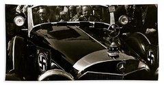 Adolf Hitler's 1941 Mercedes-benz 770-k Touring Car Sold At Auction Scottsdale Arizona 1973 Bath Towel