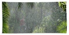 African Rain Bath Towel