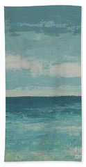 After The Rain Hand Towel by Gail Kent