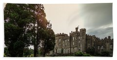 Afternoon Sun Over Markree Castle Hand Towel