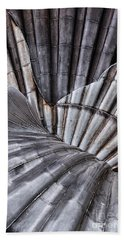 Aldeburgh Shell Abstract Bath Towel