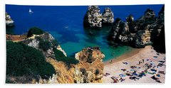 Algarve Portugal Hand Towel