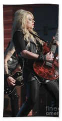 Orianthi Panagaris Bath Towel