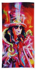 Alice Cooper. The Legend Bath Towel
