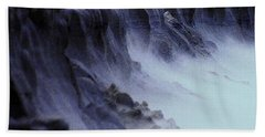 Alien Landscape The Aftermath Part 2 Bath Towel