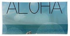 Aloha  Bath Towel