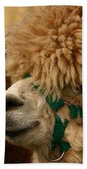 Alpaca Hand Towel