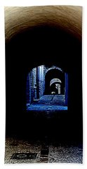 Altered Arch Walkway Hand Towel