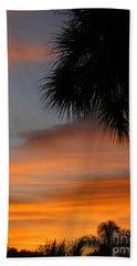 Amazing Sunrise In Florida Bath Towel