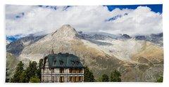 Amazing Villa Cassel In The Swiss Alps Switzerland Hand Towel