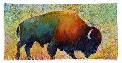 American Buffalo 4 Bath Towel