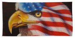American Pride Hand Towel