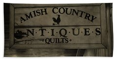 Amish Antique Quilts  Hand Towel