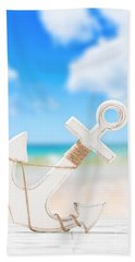 Anchor Bath Towel