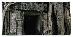Ancient Angkor Bath Towel
