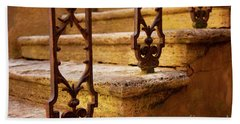 Ancient Steps Bath Towel
