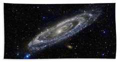 Andromeda Hand Towel by Adam Romanowicz