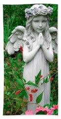 Hand Towel featuring the photograph Angel by Aimee L Maher Photography and Art Visit ALMGallerydotcom