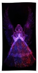 Angel Dots Bath Towel