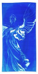 Angel Of The Horizon  Bath Towel