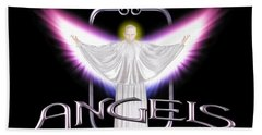 Angels Bath Towel