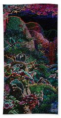Another Day In Paradise - Digital 1 Hand Towel