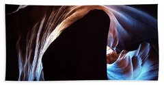 Antelope Canyon 09 Bath Towel by Jeff Brunton