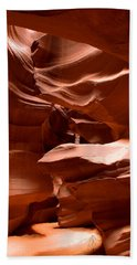 Antelope Canyon 1 Bath Towel