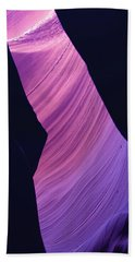 Antelope Canyon 10 Bath Towel by Jeff Brunton