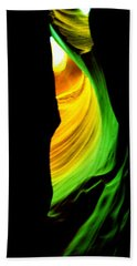 Antelope Canyon Abstract Hand Towel