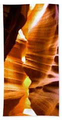 Antelope Canyon Page Arizona Hand Towel