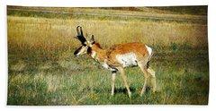 Antelope Bath Towel