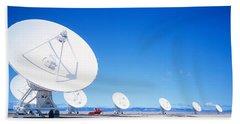 Antenna Configuration Nm Usa Bath Towel