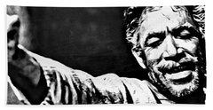 Anthony Quinn As Zorba Bath Towel