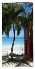 Antigua - Phone Booth Bath Towel