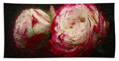 Antique Romance Bath Towel by RC deWinter