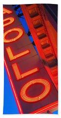 Apollo Theater Bath Towels
