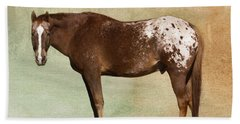 Appaloosa Bath Towel