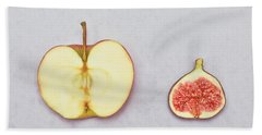 Apple And Fig Hand Towel