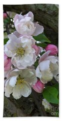 Apple Blossom Bouquet Bath Towel