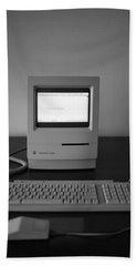 Apple Macintosh Classic Desktop Pc Bath Towel