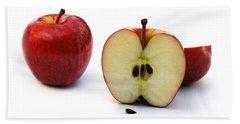 Apples Still Life Bath Towel