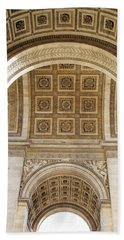 Arc De Triomphe Bath Towel