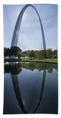 Arch Reflection Hand Towel