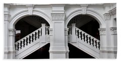 Arch Staircase Balustrade And Columns Hand Towel