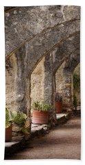Arches Of San Jose Bath Towel by David and Carol Kelly